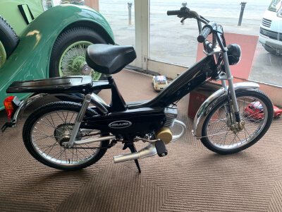 1999 MBK (Mobylette) Club 99 Sports Moped