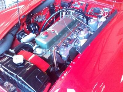 1967 Austin Healey 3000 MK 3 phase 2 SOLD