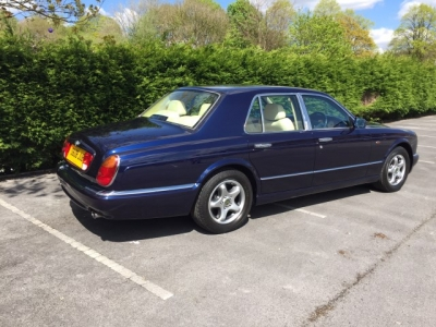 1998 Bentley Arnage