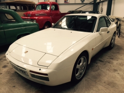 1987 Porsche 944 Turbo Manual
