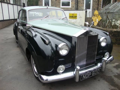 1957 Rolls Royce Silver Cloud I SOLD