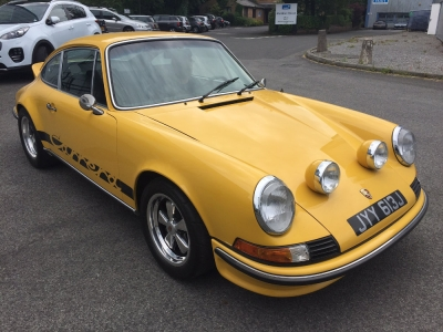 1970 Porsche 911 (RS recreation) LHD