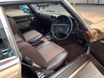 1985 Mercedes 280SL Sports