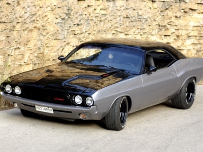 1972 Dodge Challenger 408 Cui