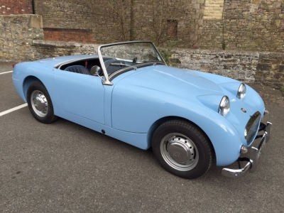 1959 Austin Healey MK1 SOLD