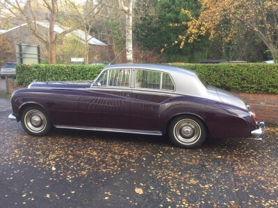 1965 Bentley S3 saloon SOLD!