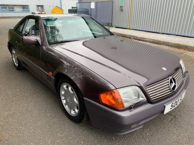 1992 Mercedes 500SL R129