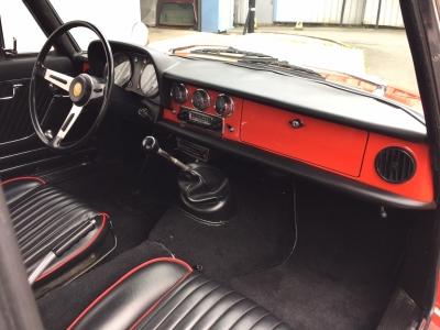 1967 Alfa Romeo 1600 Duetto Spider