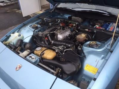 1981 Porsche 924 LUX