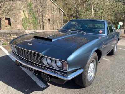 [SOLD] 1971 Aston Martin DBS V8 Auto