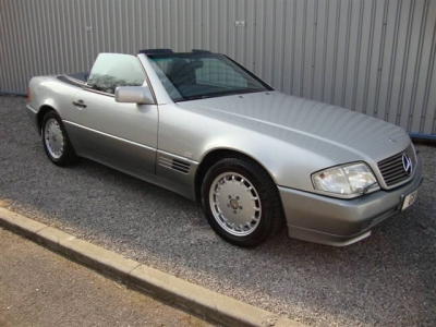 1990 Mercedes 500SL W129 SOLD