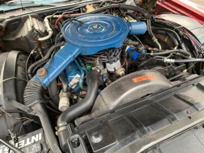 "1975 Lincoln Continental MK IV. ""Versailles"""
