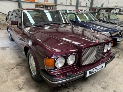 1994 Bentley Turbo R SOLD