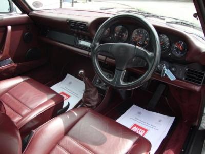 1988 Porsche 930 Turbo Coupe.