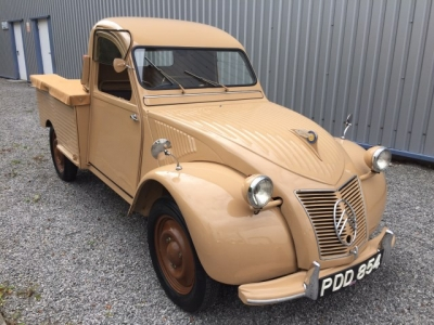 1954/5 Citroen 2CV Pick Up SOLD