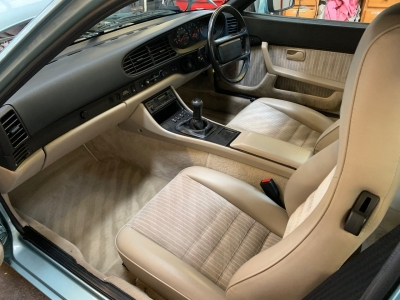 1986 Porsche 944 5 speed manual