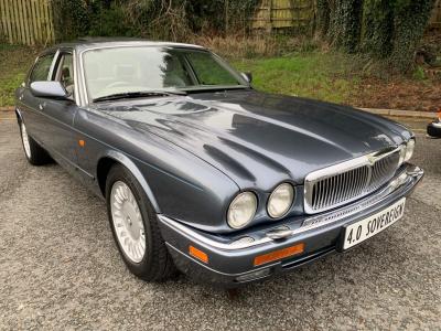 [SOLD] 1997 Jaguar 4.0 Sovereign LWB Auto
