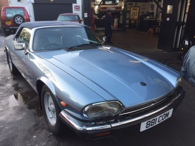 1988 Jaguar XJS SOLD