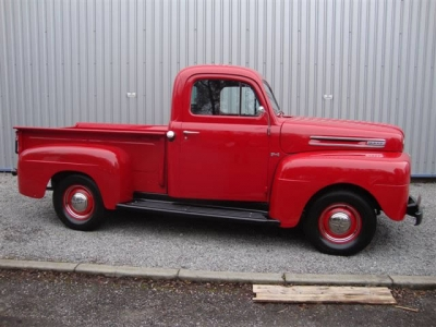 1948 Ford F1 Pickup SOLD
