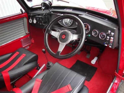 1963 Morris (mini) Cooper S (1071)cc