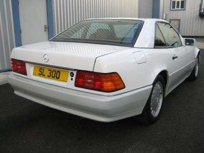 1992 Mercedes 300SL Sports (W129).