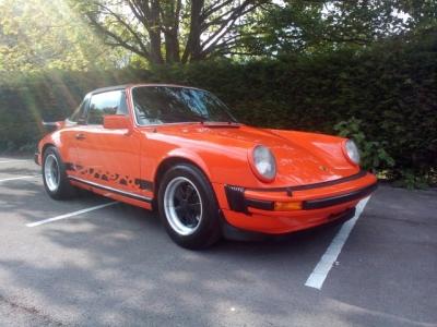 1976 MDL Porsche 911 Carrera 3.0 sport Targa.