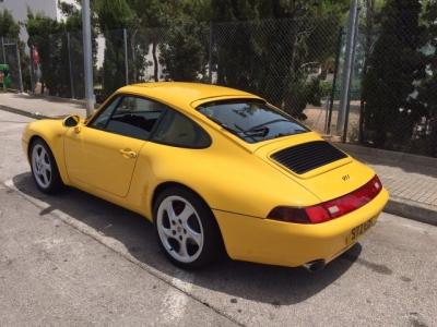 1998 Porsche Carrera 2 993 LHD