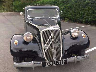 1954 Citroen Traction Avant Familiale 11B