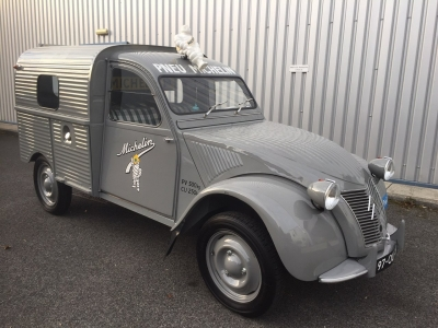 1961/2 Citroen 2CV VAN SOLD!