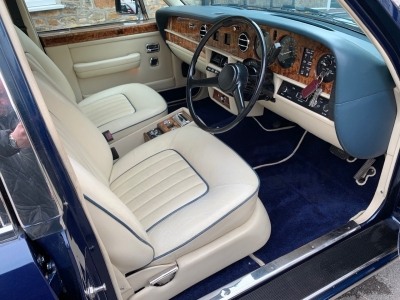 1986 Rolls Royce Silver Spirit SOLD!