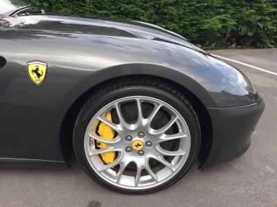 Ferrari 599 GTB Fiorano F1 2008