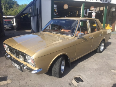1969 Ford Cortina 1600E SOLD!