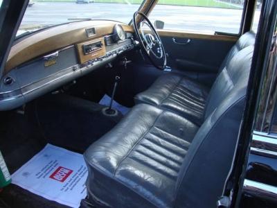 1954 Mercedes 300 W 186 ADENAUER