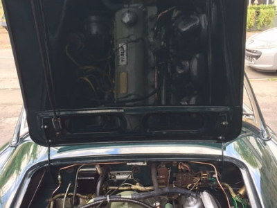 1961 Austin Healey 3000 MK 2 BT7