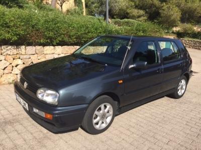 1997 VW Golf 1600