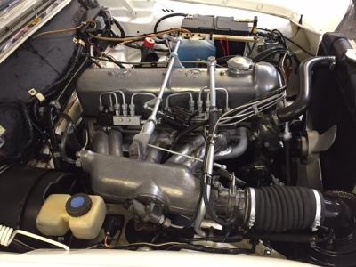 1965 Mercedes 220SEB convertible SOLD!