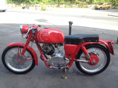 1959 Moto Guzzi 250 (235) Lodola GT