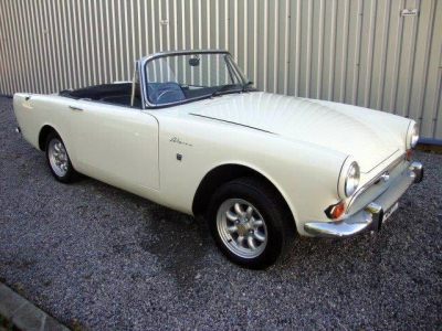 1968 Sunbeam Alpine Sports