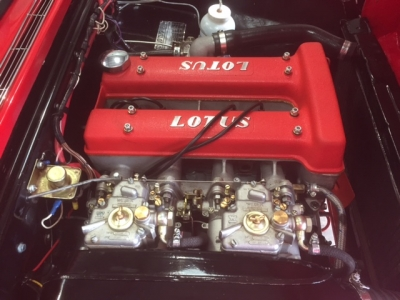 1967 Lotus Elan S3 DHC