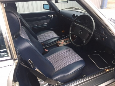 1989 Mercedes 300SL Sports SOLD