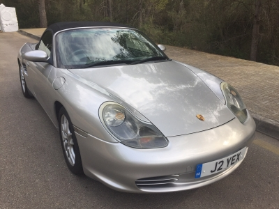 2004 Porsche Boxster Tiptronic S