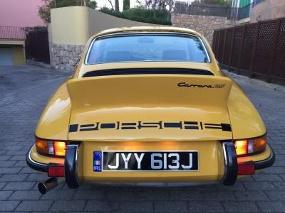 1970 Porsche 911 (RS recreation) LHD