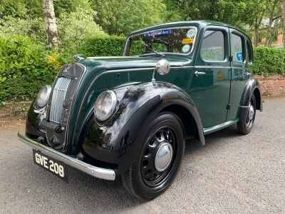 1948 Morris 8 Series E Saloon