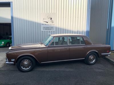 1976 Rolls Royce Silver Shadow 1
